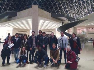 PEI - Sortie Louvre