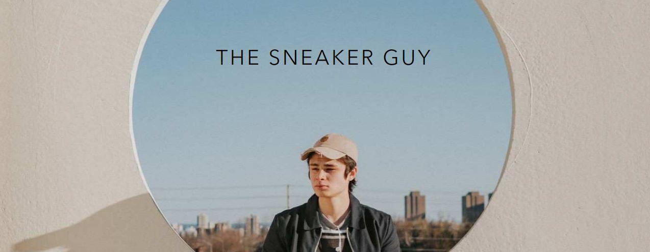 THE SNEAKER GUY