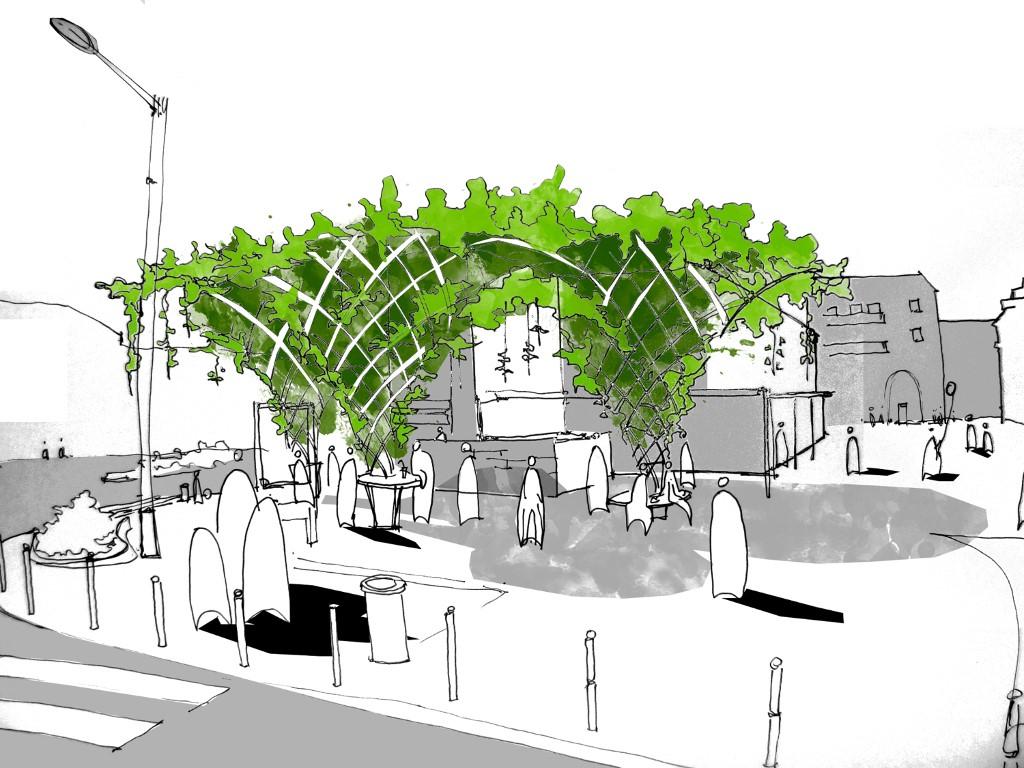 Urban Canopee construit son premier démonstrateur à Toulouse