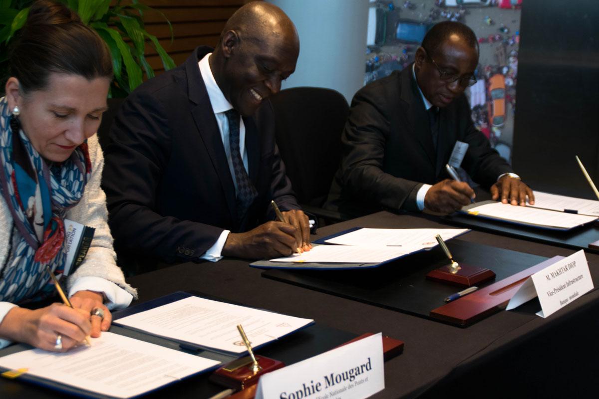 Ouverture du Mastère « Transport et Aménagement Urbain » en Côte d'Ivoire