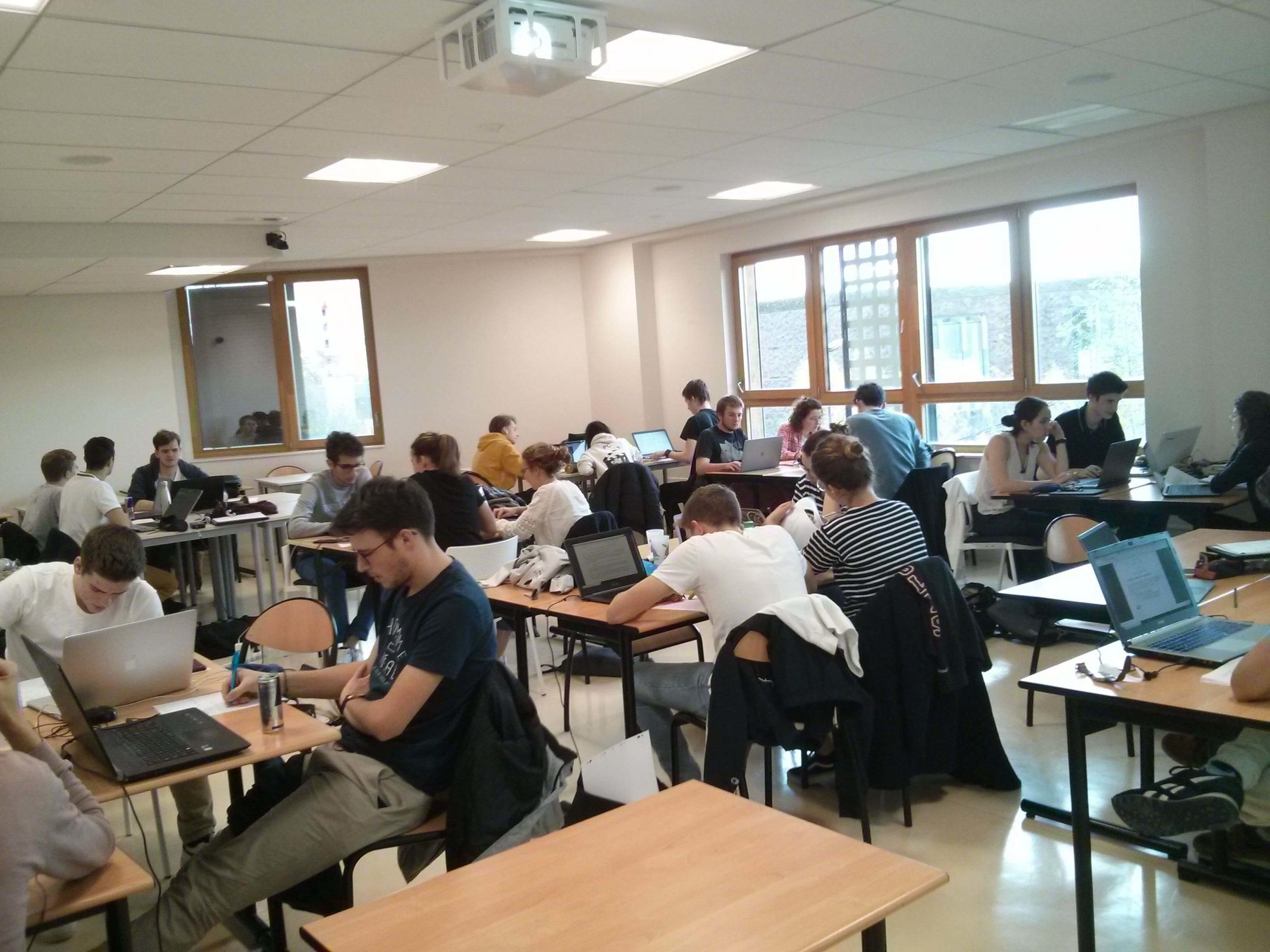 La Fondation soutien KIRO, un concours de recherche opérationnelle organisé par des élèves des Ponts